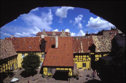 Sweden, Hedmanska Garden, Malmö - 00780HS