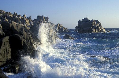 Capo Testa, Sardinia, Italy - 00691HS