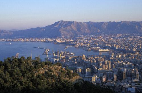 Palermo, Sicily, Italy - 00598HS