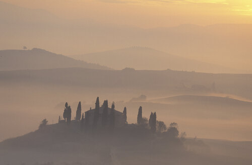 San Quirrco de Orcia, Tuscany, Italy - 00472HS