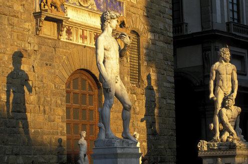 Piazza della Signoria, Florence, Italy - 00374HS