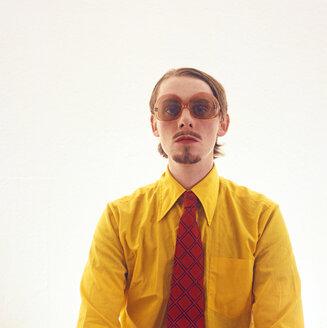 Funky guy, portrait - UK00034