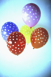 Spotted balloons - 00042MN