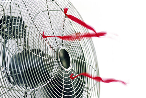 Electric fan, close up - 00023MN