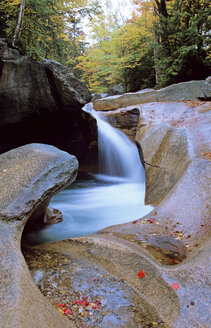 USA; Vermont; The Basin/Franconia Noch White  Mountain - HS00871