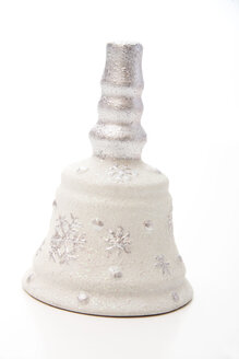 Christmas decoration, bell - 02380CS-U