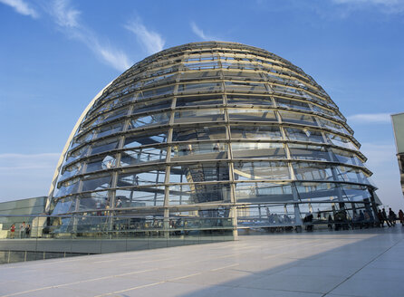 Dome of the Reichstag, Berlin, Germany - PEF00433