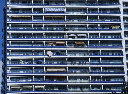 Berlin, Germany, building exterior - PEF00427