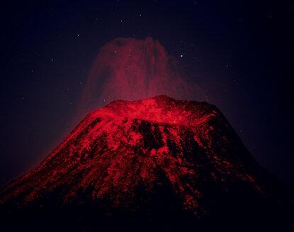 Tanzania, Ol Doinyo Lengai volcano - RMF00066