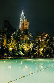 Petronas, Twin Tower, Kuala Lumpur, Malaysia, Asia - MS01623