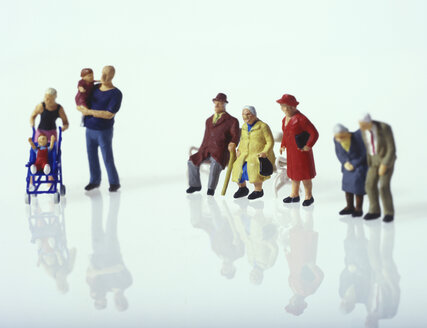 Figurines of family - TH00158