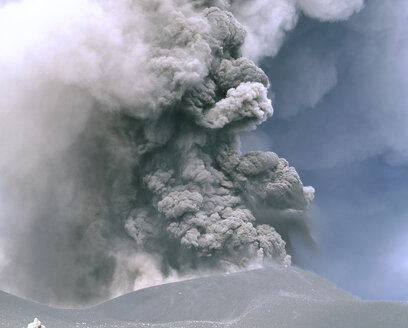 Italy, Aetna, volcanic eruption - 00018RM