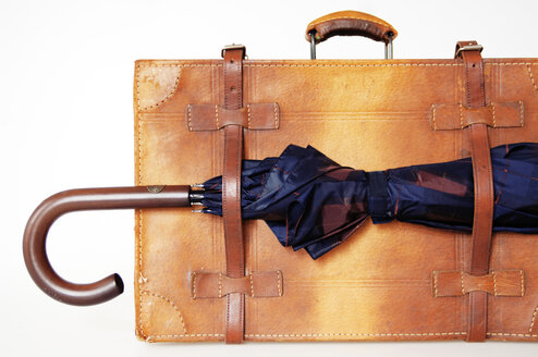 Briefcase with umbrella - 00013LRH-U