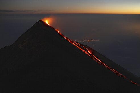 Guatemala, Fuego volcano - RM00100