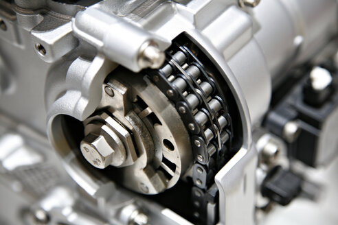 Motor, detail, close-up - KS00012