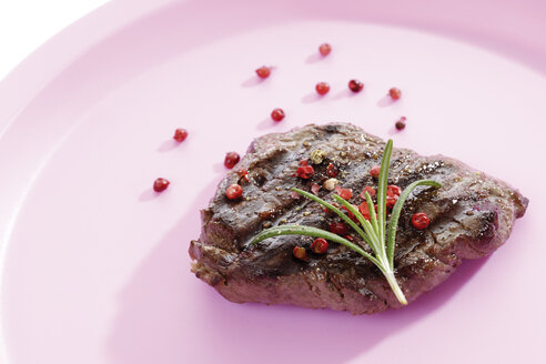 Roast beef with red pepper and rosemary - 00087DH-U