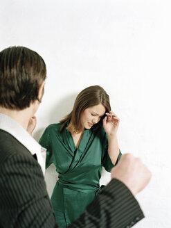 Couple having argument - DB00039