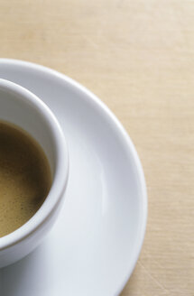 Cup of espresso, close-up - COF00021