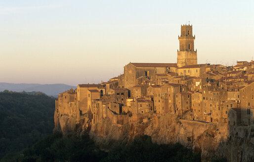 Italy, Tuscany, Pittigliano - HSF00972