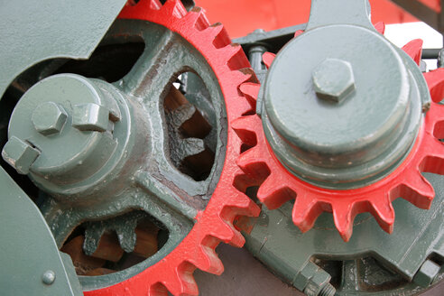 Gears, close-up - KS00038