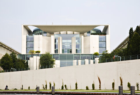 Germany, Berlin, chancellery - KS00059