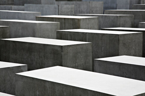 Germany, Berlin, Holocaust monument - KS00053