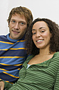 Young couple, portrait - WESTF03697
