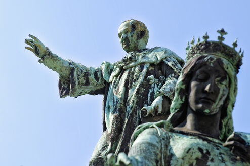 Germany, Bamberg, statue - MB00660