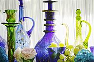 Oriental bottles and glasses - KMF00727