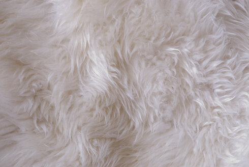 Textile structure, artifical fur, close-up, full frame - NHF00323