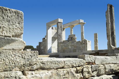 Greece, Naxos, Demeter temple - MRF00848