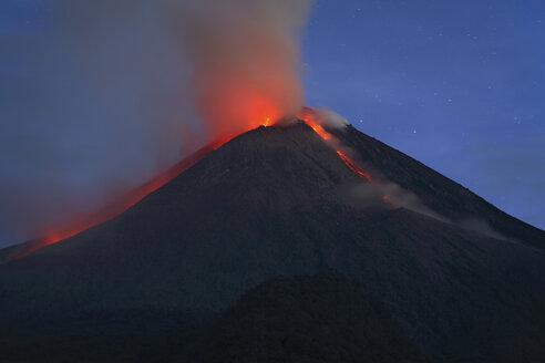 Indonesia, Merapi-Volcano - RM00179