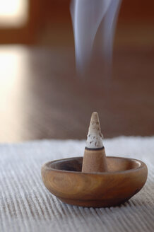 Cone of incense, close-up - ASF03302