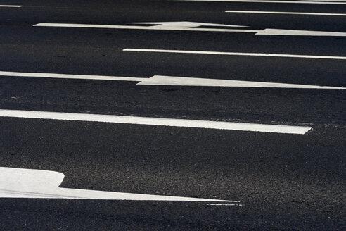 Road marking - TLF00164