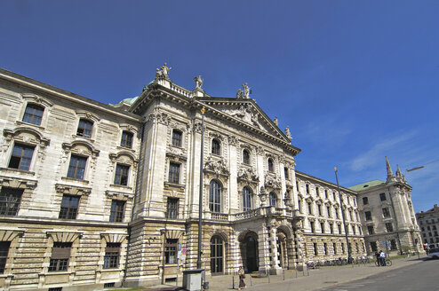 Germany, Bavaria, Munich, Palace of Justice - MB00761