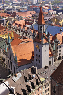 Germany, Bavaria, Munich, view over City - MB00738