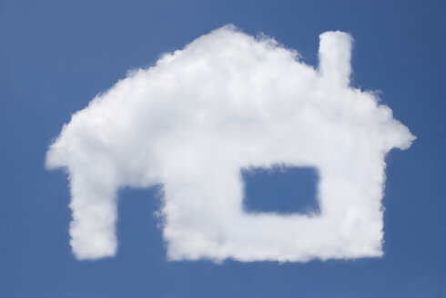 House-shaped cloud - MUF00005