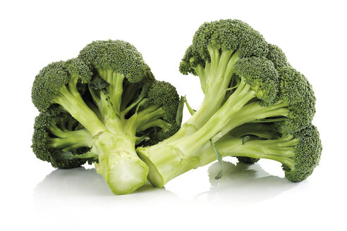 Broccoli, close-up - 07638CS-U
