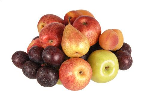 Variety of fruits, close-up - 00363LR-U
