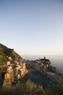 Italy, Liguria, Vernazza - MRF01057