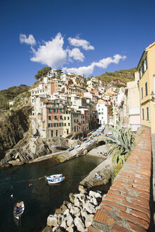 Italy, Liguria, Riomaggiore - MRF00961