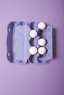 Eggs box, elevated view - MNF00112