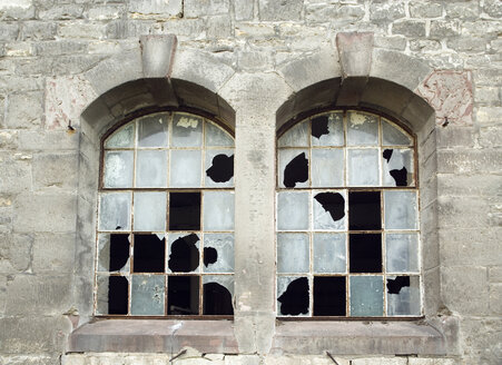 Abandoned Building - HKF00121