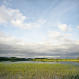 Finland, Hossa National Park, View of the lake - PM00520