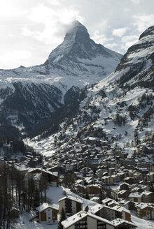 Switzerland, Zermatt, Matterhon - NHF00696