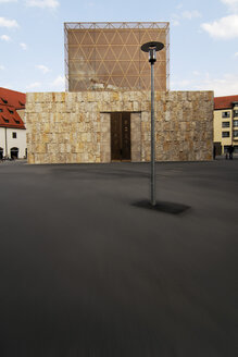 Germany, Bavaria, Synagogue - MB00795