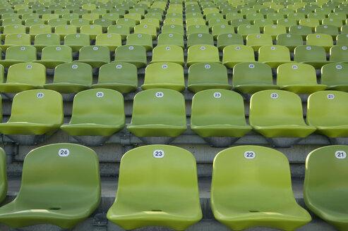 Empty stadium seats - THF00758