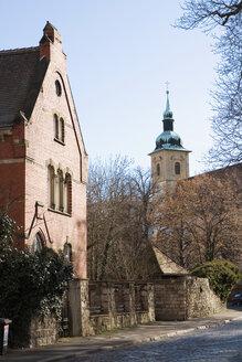 Germany, Erfurt, Neuwerkkirche - UK00150