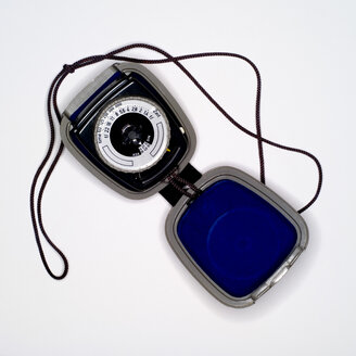 Light meter, elevated view - MUF00472
