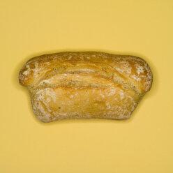 Ciabatta bread, elevated view - MUF00415
